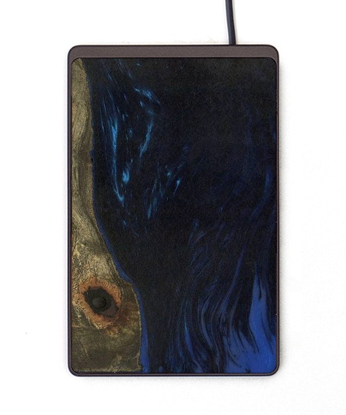 Thin Wireless Charger - Carleen (Dark Blue, 085535)