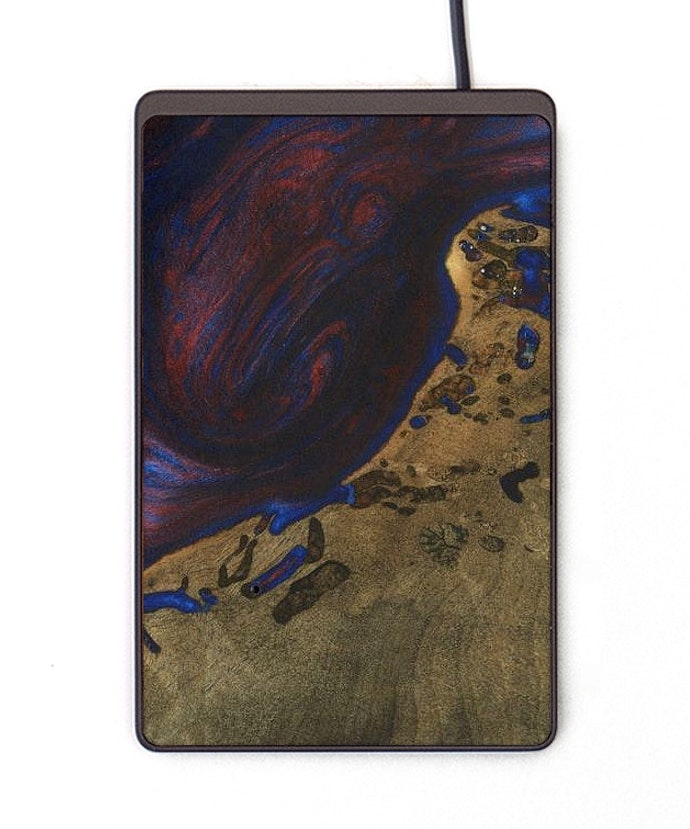Thin Wireless Charger - Fayette (Blue & Red, 103093)